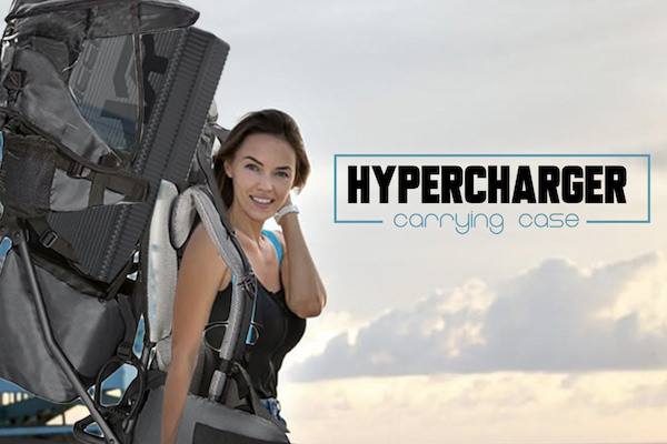 The Hypercharger Carrying Case