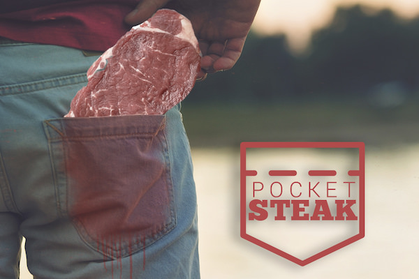 Pocket Steak